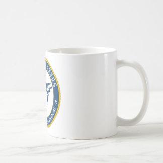 Mercancía oficial del triturador del matón taza de café