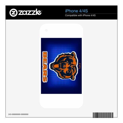 Mercancía original de EYFL iPhone 4S Skin