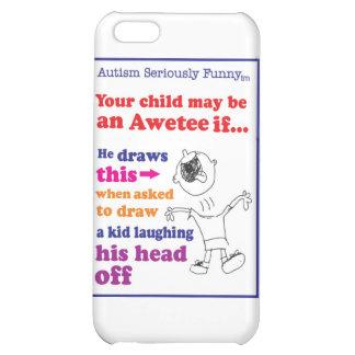 Mercancía seriamente divertida del autismo