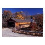 Mercancías Gilbertville Massachusetts del puente c Felicitación