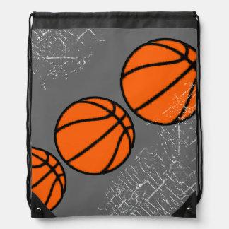 mercancías que se divierten del baloncesto mochilas