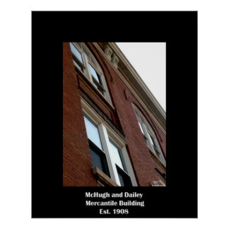 Mercantile Building Posters