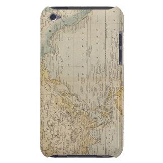 Mercator's Chart iPod Touch Case