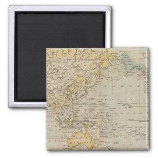 Mercator's Chart Magnet