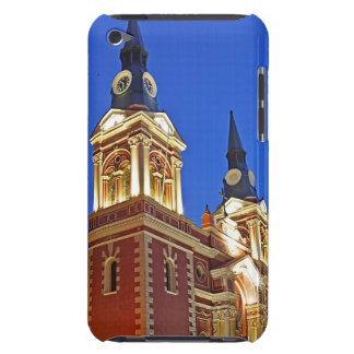 Merced Church at twilight, Santiago Barely There iPod Case