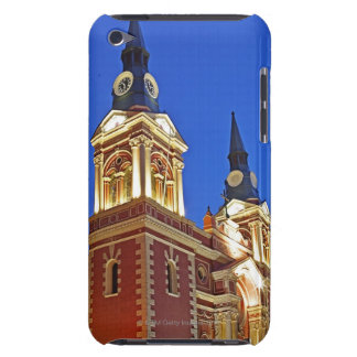 Merced Church at twilight, Santiago Barely There iPod Cover