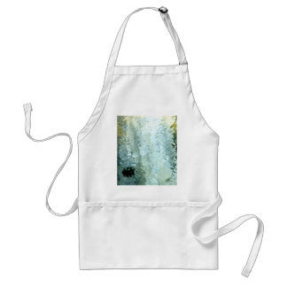 Merced River In Yosemite Adult Apron