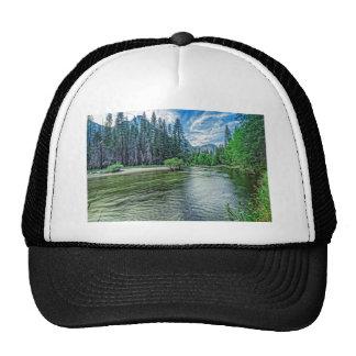 Merced River View Mesh Hats