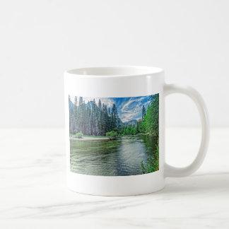 Merced River View Coffee Mugs