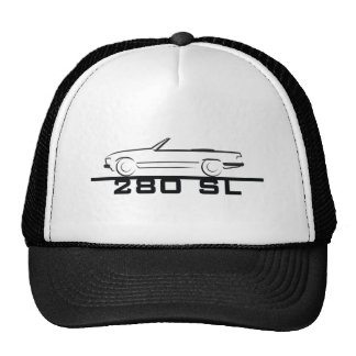 Mercedes 280 SL Type 107 Trucker Hat
