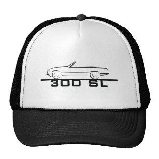 Mercedes 300 SL Type 107 Trucker Hat