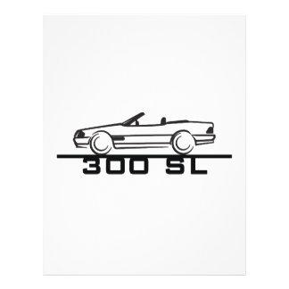 Mercedes 300 SL Type 129 Flyer