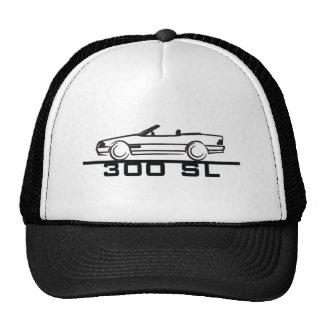 Mercedes 300 SL Type 129 Mesh Hat