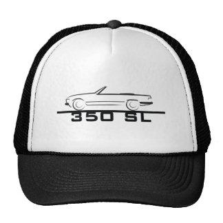 Mercedes 350 SL Type 107 Hat