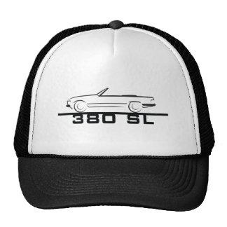 Mercedes 380 SL Type 107 Trucker Hat