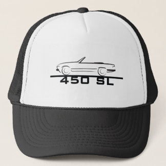 Mercedes 450 SL Type 107 Trucker Hat