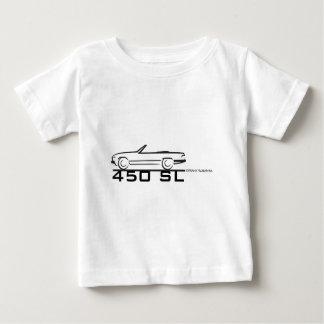 Mercedes 450SL Baby T-Shirt