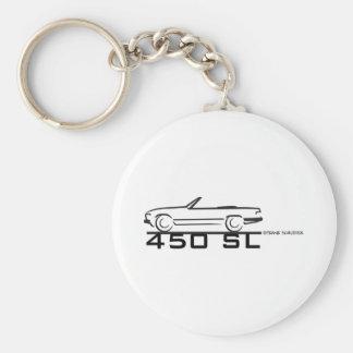 Mercedes 450SL Keychain