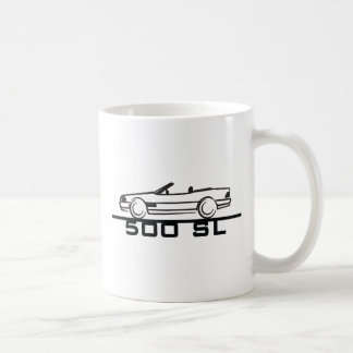Mercedes 500 SL Type 129 Coffee Mug
