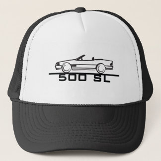 Mercedes 500 SL Type 129 Trucker Hat