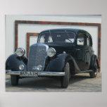 Mercedes antigua 3 posters