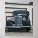 Mercedes antigua poster