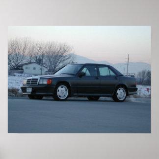 Mercedes-Benz 190 E 2.3-16 Posters