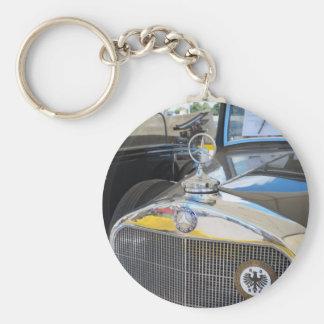 Mercedes-Benz 260D. El primer coche diesel del Llavero Redondo Tipo Pin