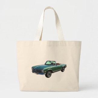 Mercedes Benz 280 SL Convertible Tote Bag