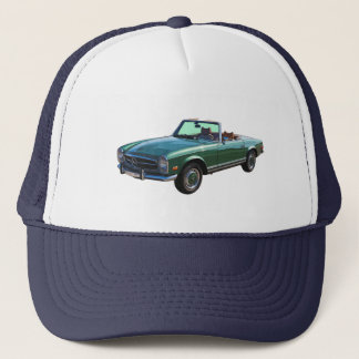 Mercedes Benz 280 SL Convertible Trucker Hat