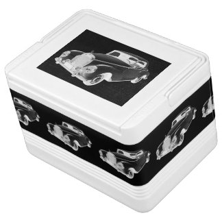 Mercedes igloo coolers zazzle for Mercedes benz cooler