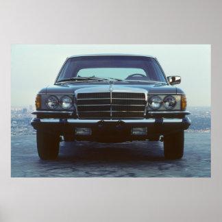 Mercedes Benz 450SEL Posters