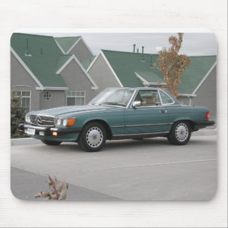 Mercedes-Benz 560 SL Roadster Mouse Pad