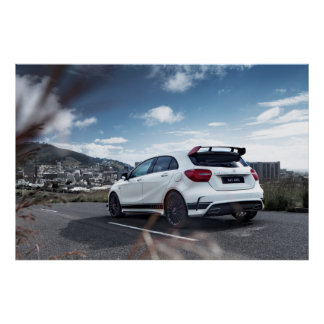 Mercedes-Benz A45 AMG Posters