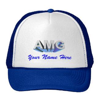 Mercedes Benz AMG Cap Trucker Hat