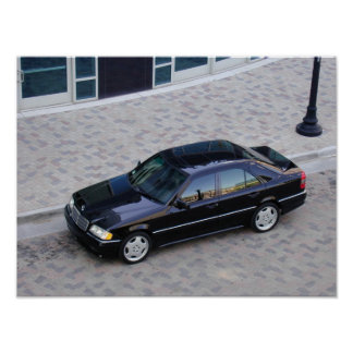 Mercedes-Benz C36 AMG Poster