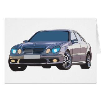 Mercedes Benz Card