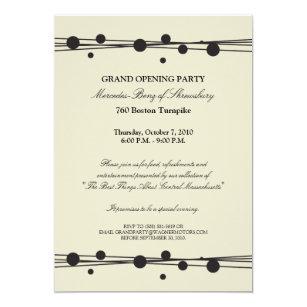 Grand Openings Invitations Zazzle