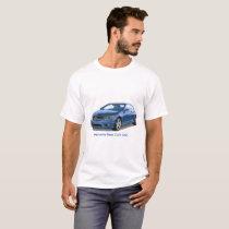 Mercedes-Benz image for Men's Basic T-Shirt, White T-Shirt