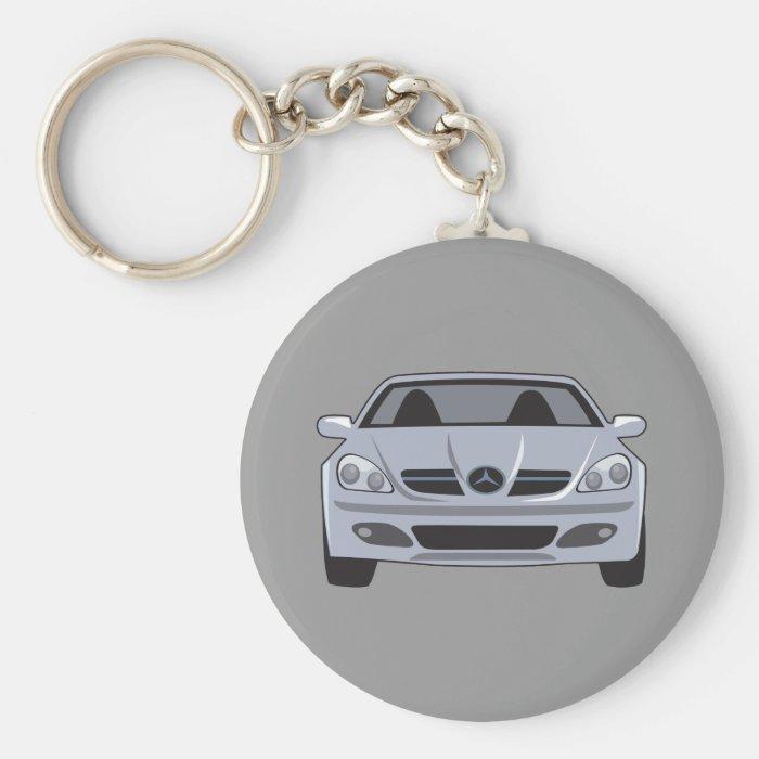Mercedes benz keychain zazzle for Mercedes benz keychains