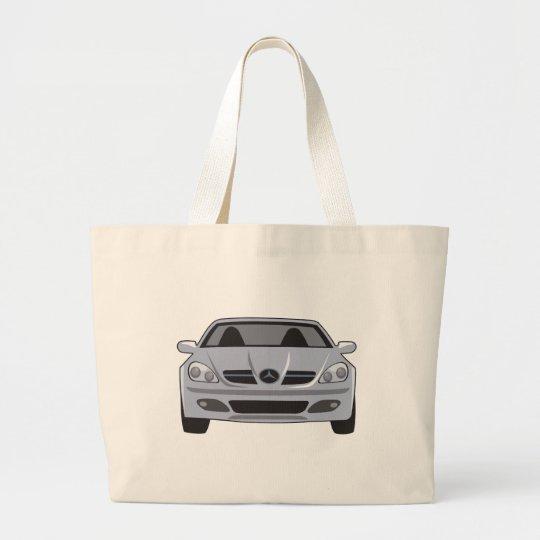Mercedes Benz Large Tote Bag