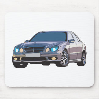 Mercedes Benz Mouse Pads