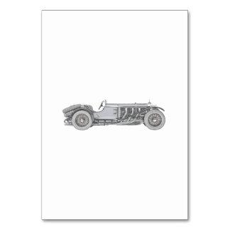 Mercedes-Benz SSK 1928 Card