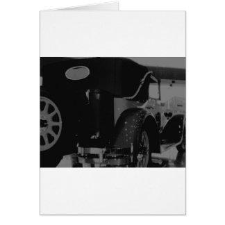 Mercedes-Benz Stuttgart 1928 Card