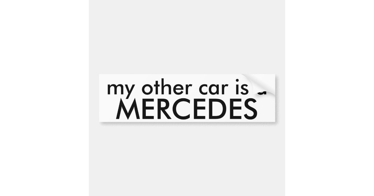 Mercedes Benz Gifts on Zazzle