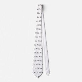 Mercedes SL Pagoda Hardtop Tie