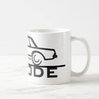 Mercedes SL Pagode Type 113 Coffee Mug