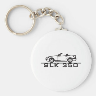 Mercedes SLK 350 Keychain