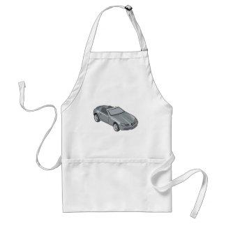 Mercedes SLK Adult Apron