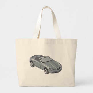 Mercedes SLK Tote Bags